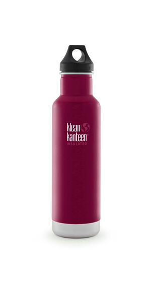 Klean Kanteen Classic Insulated Drinkfles met Loop Cap 592 ml roze